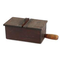 Early Masonic Ballot Box