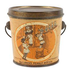 MacLaren's 13oz. Peanut Butter Tin