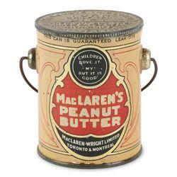 MacLaren's 12 Oz. Peanut Butter