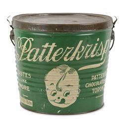 Pattercrisp 15lb. Chocolate Tin Toronto