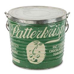 Pattercrisp 8.5lb. Chocolate Tin Toronto