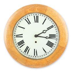 "Pequgenat ""Toronto"" Wall Clock"
