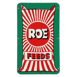 Roe Feeds Sign