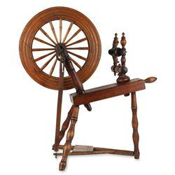 McIntosh, 1863 Century Spinning Wheel