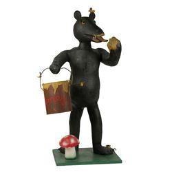 Monumental Honey Bear, Ewald Rentz