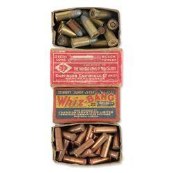 Dominion .22 Cal Ammo Boxes