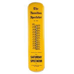 Hamilton Spectator Thermometer