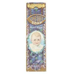 Comfort Soap Bookmark Premium