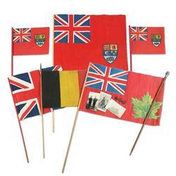 Canadian WWI Memorabilia