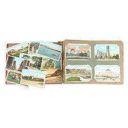 Post Card Album