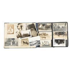 Post Cards, Photo Album