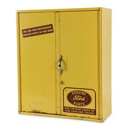 Genuine Ford Parts Wall Cabinet