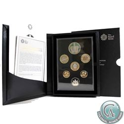 2013 United Kingdom 7-coin Proof Set Commemorative Edition in all Original Packaging.
