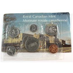 1973 Canada 'Large Bust' Variety Proof Like Set.
