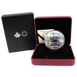 2017 Canada $20 En Plein Air - Maritime Memories Silver Coin (TAX Exempt)