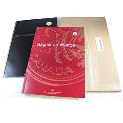 2003-2005 Canada RCM Annual Report Collection. You will receive the 2003 Report with Gold Plated 1-c