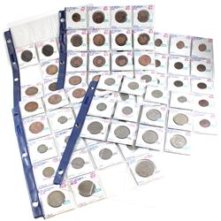 Estate Lot 1805-1995 Ireland Mixed Coin Collection. You will receive a mix of denominations ranging