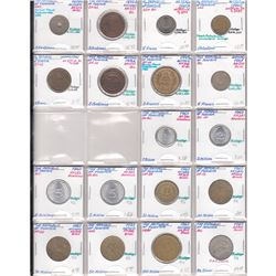 Estate Lot 1893-1993 Republic of Tunisia Mixed Coin Collection. You will receive a mix of denominati