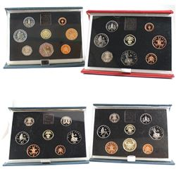 1983-1986 United Kingdom Proof Set Collection. You will receive each set released between 1983 and 1
