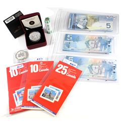 Estate Lot 'Canada Collection'. You will receive 1x 10-cent Original Roll of 40pcs with Unknown Date