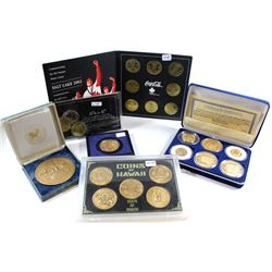 Estate Lot of World Tokens/Medallions. You will receive the following: 1972 American Bicentennial Me