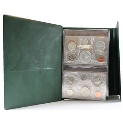 1967-2014 Canada Proof-Like Uncirculated Sets in RCM Collector Album. This lot includes: 1967, 1968,