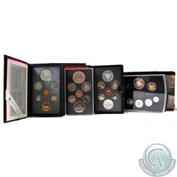 4x Canada Proof/Specimen Double Dollar Sets. You will receive: 1978 (in hard plastic holder), 1982,