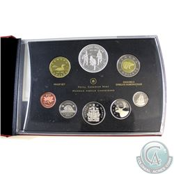 2012 Canada 200th Anniversary of the War of 1812 Silver Dollar Proof Double Dollar Set