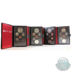 1977-1980 Canada Specimen Double Dollar sets. Coins come in the Original Mint issued folders. Please