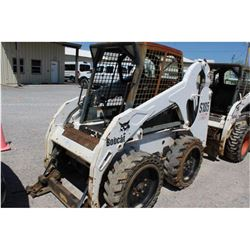 2003 BOBCAT S185 SKID STEER LOADER; VIN/SN:519036991 - WHEELED, GP BUCKET, ASPHALT GRINDER, HIGH FLO