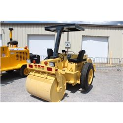2008 BOMAG BW5AS ROLLER; VIN/SN:901B15811006 - TANDEM, 1,043 HOURS