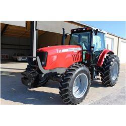 2012 MASSEY FERGUSON 5465 FARM TRACTOR; VIN/SN:C101066 - MFWD, 3 PTH, PTO, 3 HYD. REMOTES, ECAB W/ A