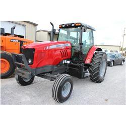 2012 MASSEY FERGUSON 5464 FARM TRACTOR; VIN/SN:C094045 - 3 PTH, PTO, 3 HYD. REMOTES, ECAB W/ AC, 18.