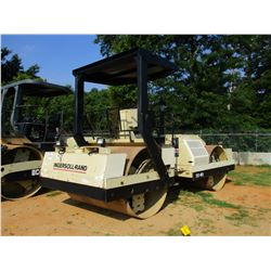 "INGERSOLL-RAND DD110 ROLLER, VIN/SN:148817 - VIBRATORY, TANDEM, 78"" SMOOTH DRUMS, WATER SYSTEM, CANO"