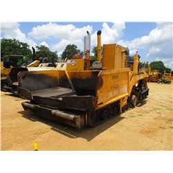 BLAW KNOX PF4410 ASPHALT PAVER, VIN/SN:441003-27 - CUMMINS ENGINE, 8' - 14' SCREED, METER READING 8,