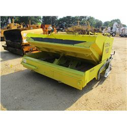 GEHL 1438 PAVER, VIN/SN:KS0614344 - CRAWLER, KOHLER ENGINE, ADJUSTABLE SCREED, METER READING 285 HOU