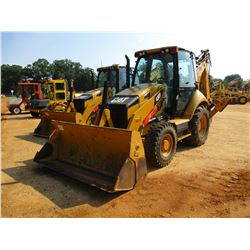 "2012 CAT 430F LOADER BACKHOE, VIN/SN:RDF00261 - 4X4, E-STICK, MP BUCKET, QUICK COUPLER, 24"" HOE BUCK"