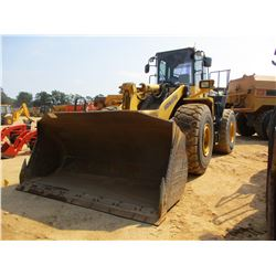 KOMATSU WA450-6 WHEEL LOADER, VIN/SN:A44161 - GP BUCKET, ECAB W/AC, 26.5R25 TIRES, METER READING 13,
