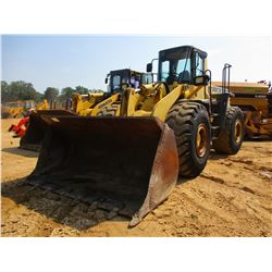 KOMATSU WA420-3L WHEEL LOADER, VIN/SN:A30120 - GP BUCKET, ECAB W/AC, 26.5-25 TIRES, METER READING 16