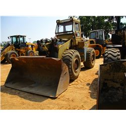 MICHIGAN 75 WHEEL LOADER, VIN/SN:40B336 - GP BUCKET, ECAB, 20.5-25 TIRES