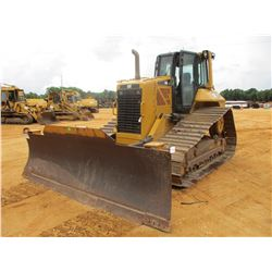 CAT D6N LGP CRAWLER TRACTOR, VIN/SN:PBA02109 - 6 WAY BLADE, DIFF STEER, SYSTEM 1 UNDERCARRIAGE, ECAB