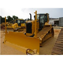 2013 CAT D6N LGP CRAWLER TRACTOR, VIN/SN:PBA01009 - 6 WAY BLADE, SYSTEM 1 U/C, DIFF STEER, GRADE CON