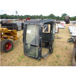 CATERPILLAR CAB FOR MINI HYD EXCAVATOR