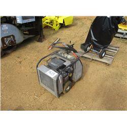 GREENLEE FAIRMONT HYD PUMP, - W/GAS ENGINE