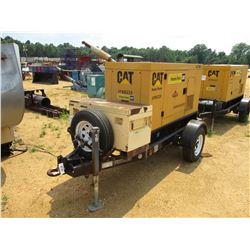 CAT XQ20P2 GENERATOR, VIN/SN:F4P00330 - PERKINS 4 CYLINDER DIESEL ENGINE, 25.0 KVA, 20. KW, 60 HZ, 4