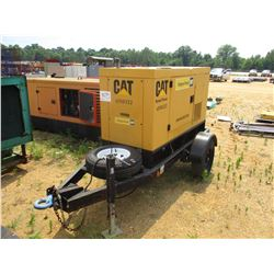 CAT XQ20P2 GENERATOR, VIN/SN:F4P00322 - PERKINS 4 CYLINDER DIESEL ENGINE, 25.0 KVA, 20. KW, 60 HZ, 4