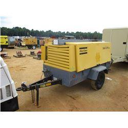 ATLAS COPCO 375 AIR COMPRESSOR, VIN/SN:4500B1014DR073999 - CAT DIESEL ENGINE