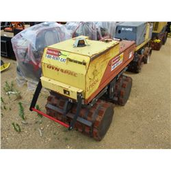 """2010 DYNAPAC LP8504 TRENCH COMPACTOR, VIN/SN:18501021 - 33"""" DRUMS (REMOTE IN SECURITY BUILDING)"""