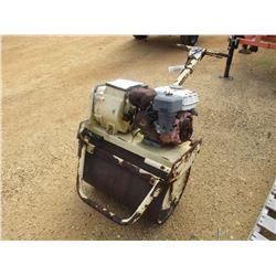 BOMAG BW55E ROLLER PACKER, - WALK BEHIND