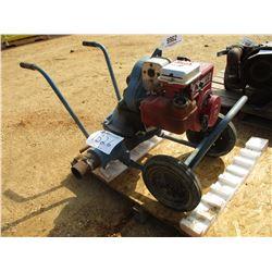 THOMPSON WATER PUMP W/GAS ENGINE